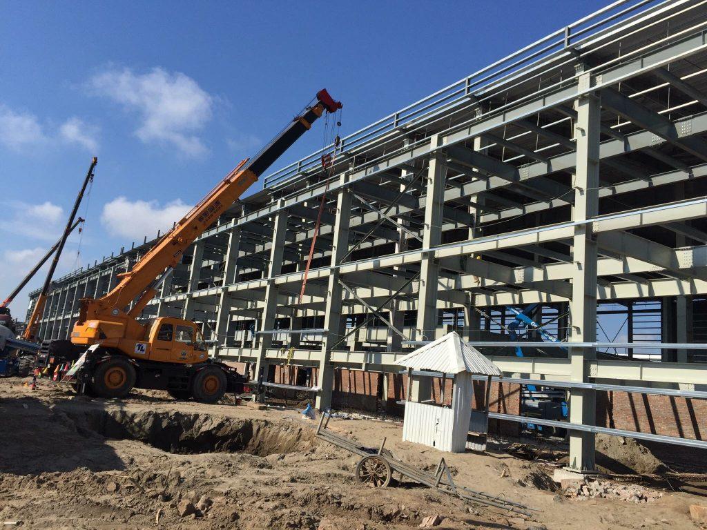 Thi công xây dựng nhà xưởng tại Biên Hòa Đồng Nai