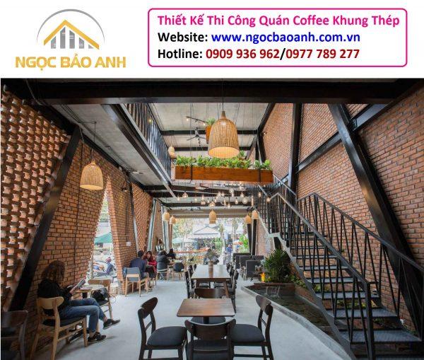 Thi công quán cafe (2)