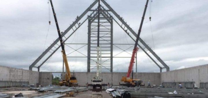 xây dựng nhà xưởng tại Quận 9