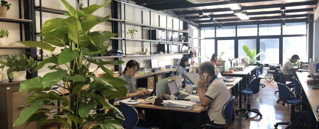 Thiết Kế Thi Công Văn Phòng Office