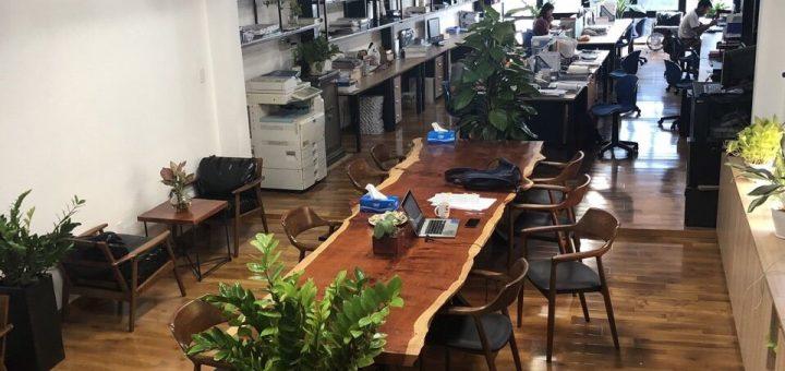 thi công xây dựng văn phòng làm việc