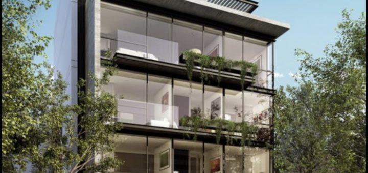thiết kế thi công nhà văn phòng 5 tầng