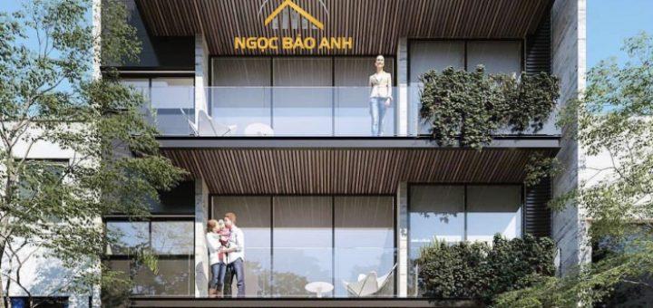 thi công xây dựng nhà văn phòng 4 tầng