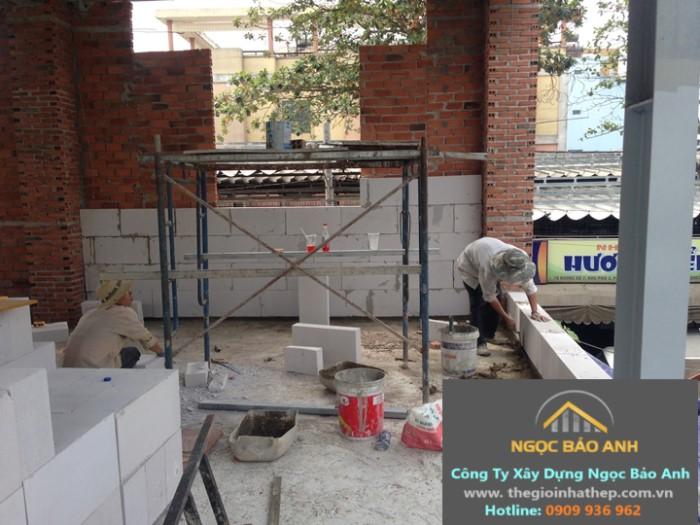 xây dựng nhà yến tại Nhà Bè