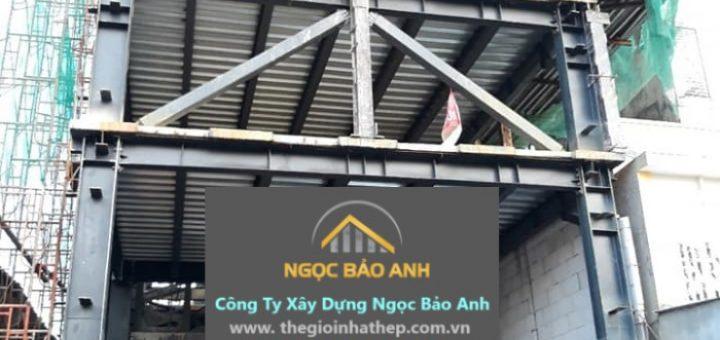 xây nhà yến bằng thép tiền chế
