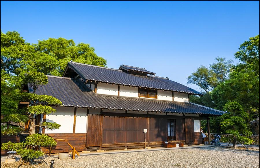 Ngôi nhà kiểu nhật đẹp (1)