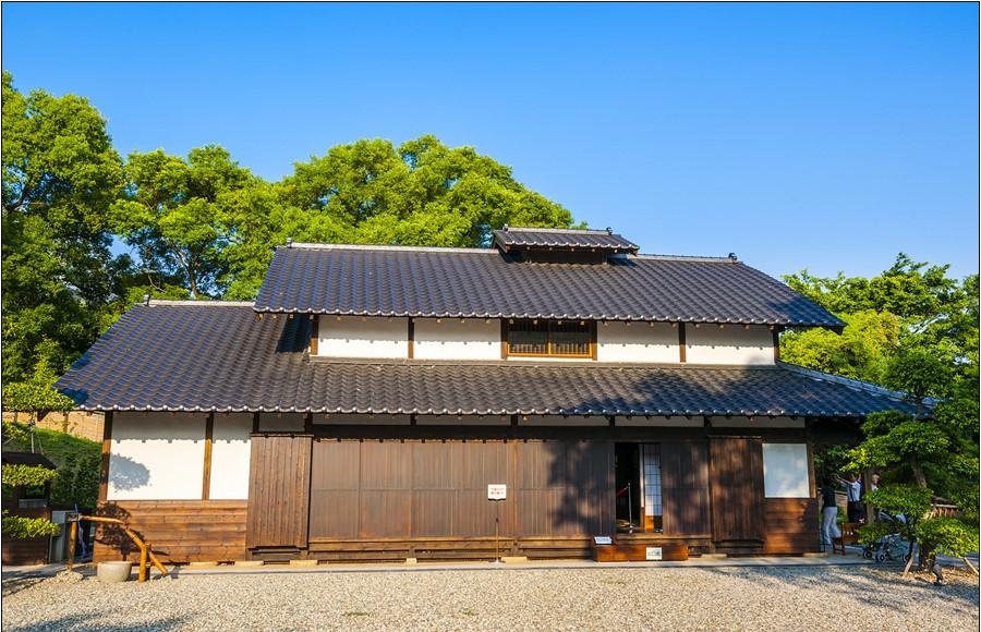 Ngôi nhà kiểu nhật đẹp (6)