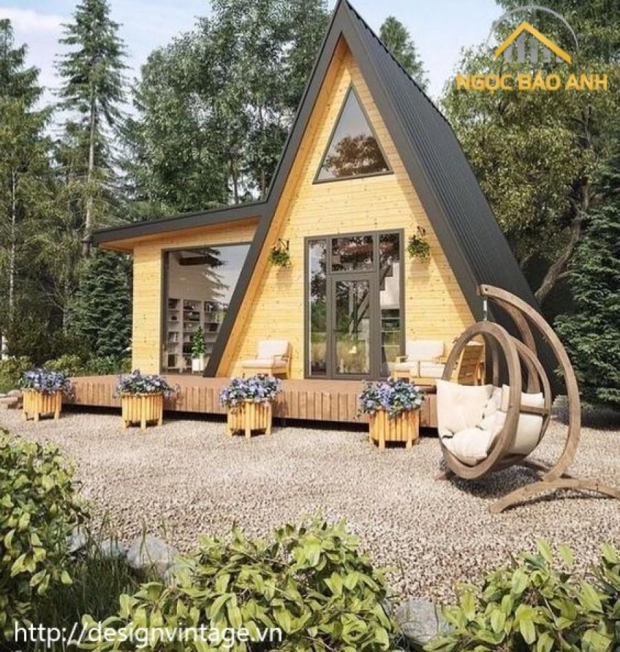 bungalow tại Bến Tre