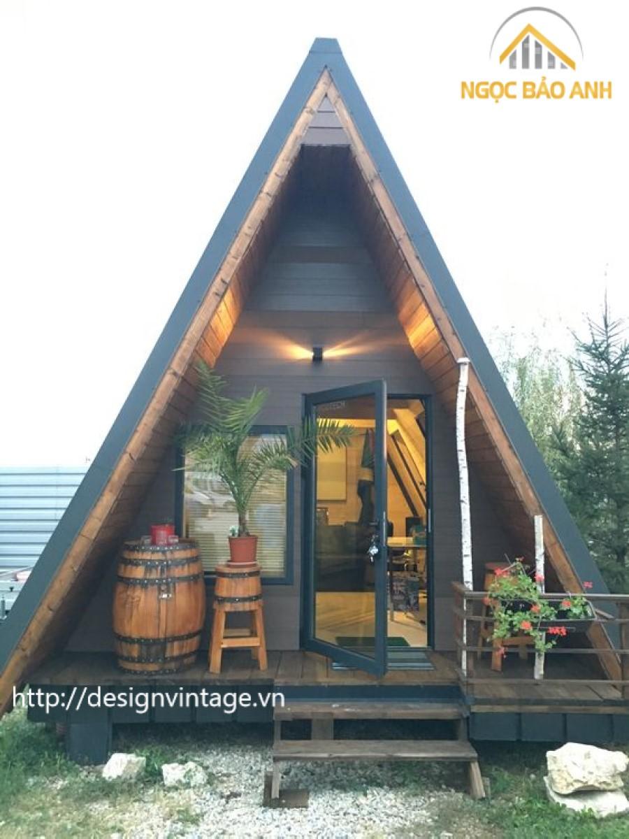 bungalow tại Vũng Tàu