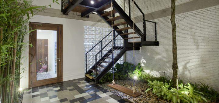 nhà đẹp tại Sài Gòn