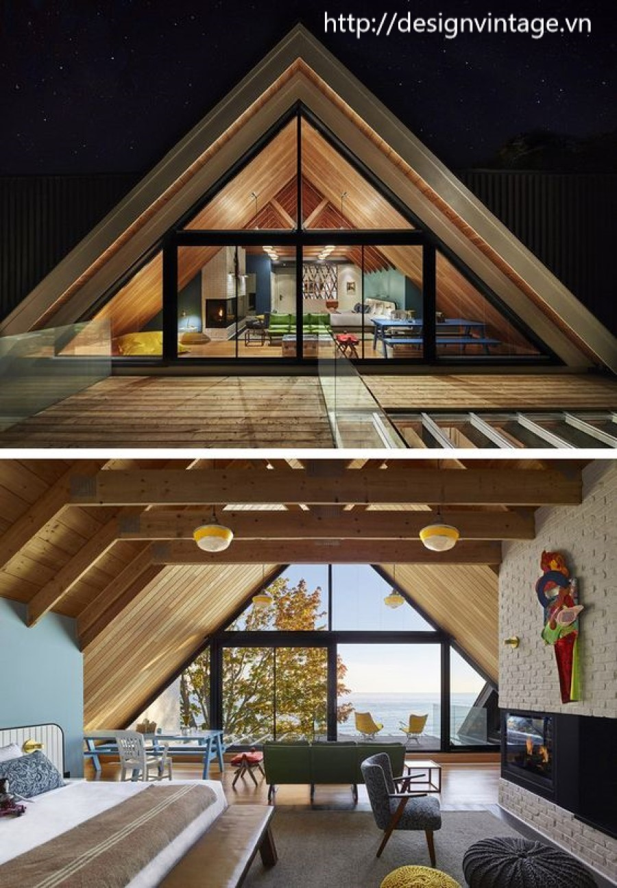 thiết kế thi công bungalow