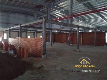 Sửa chữa nâng tầng nhà xưởng Bình Dương