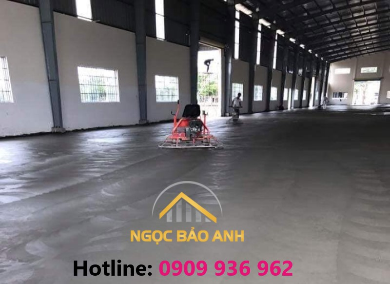 Sửa chữa nhà xưởng tại KCN Long Hậu