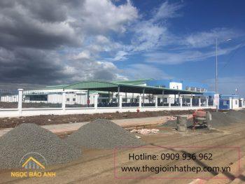Xây dựng nhà kho Bình Phước