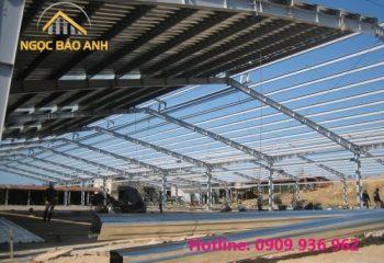 Xây dựng nhà xưởng Tiền Giang