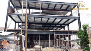 Xây dựng nhà xưởng may mặc tại Bình Dương