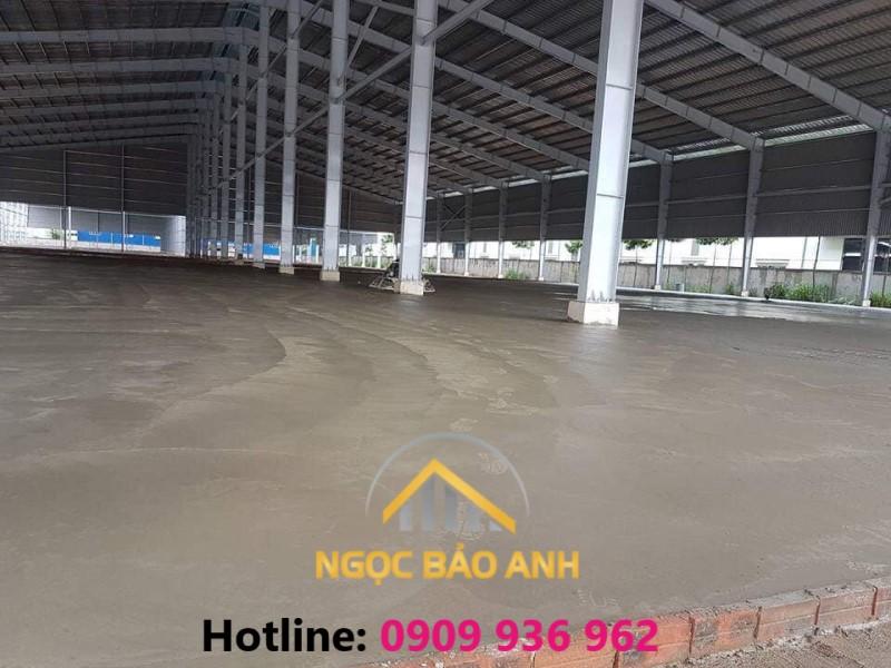 Xây dựng nhà xưởng tại Long Nguyên Bàu Bàng