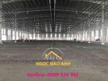 xây dựng xưởng 15.000m2 tại Bình Phước