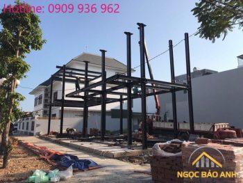 xây nhà tiền chế tại Thuận An
