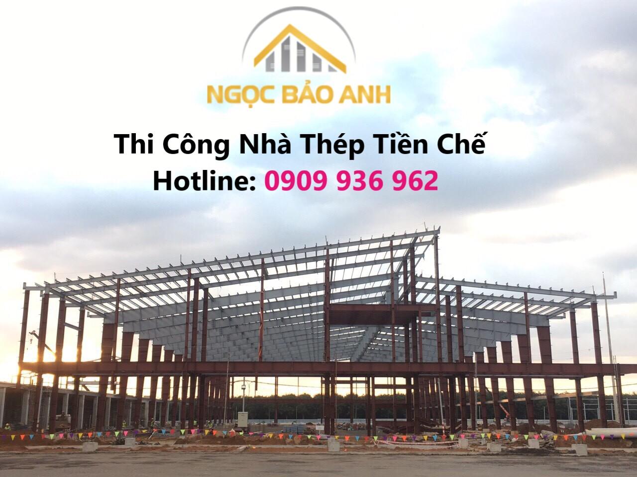Nhà thầu xây nhà xưởng Đồng Nai