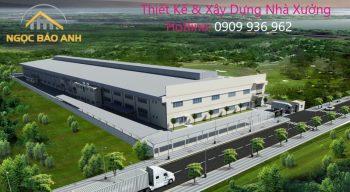 Sửa chữa nhà xưởng KCN Lê Minh Xuân