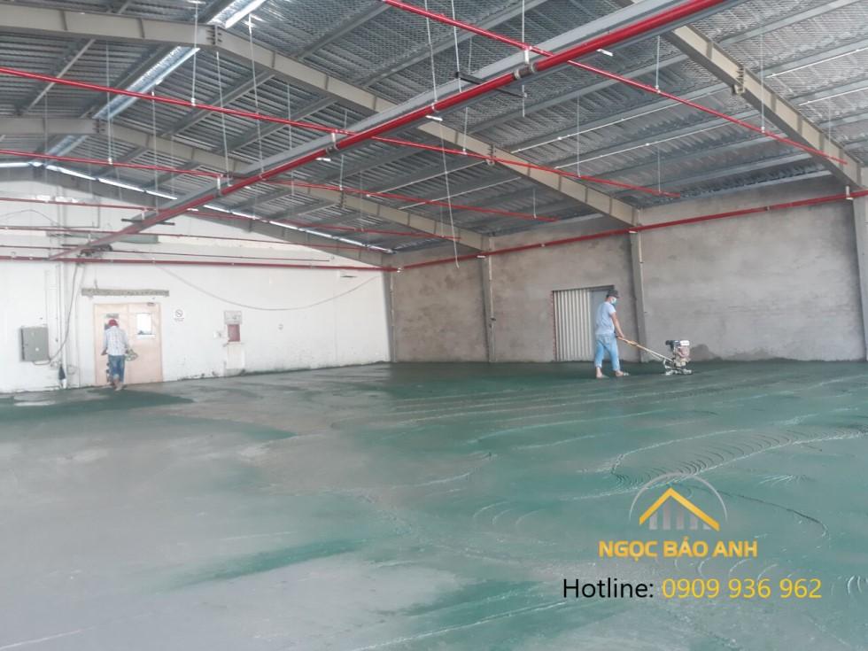 Sửa nhà xưởng tại Bình Dương (1)