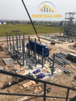 Thiết kế xây dựng nhà xưởng Lê Minh Xuân
