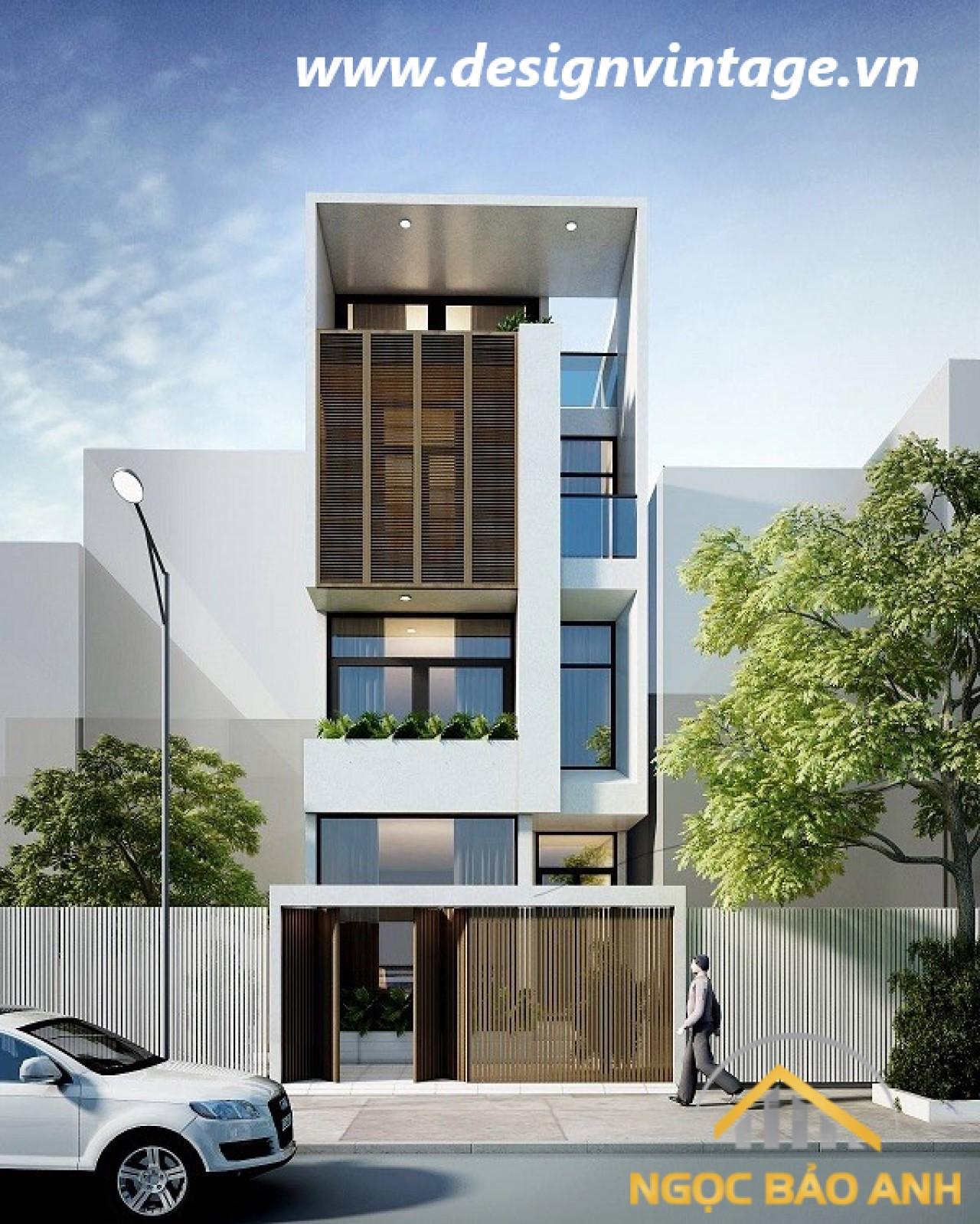 99+ mẫu nhà phố đẹp