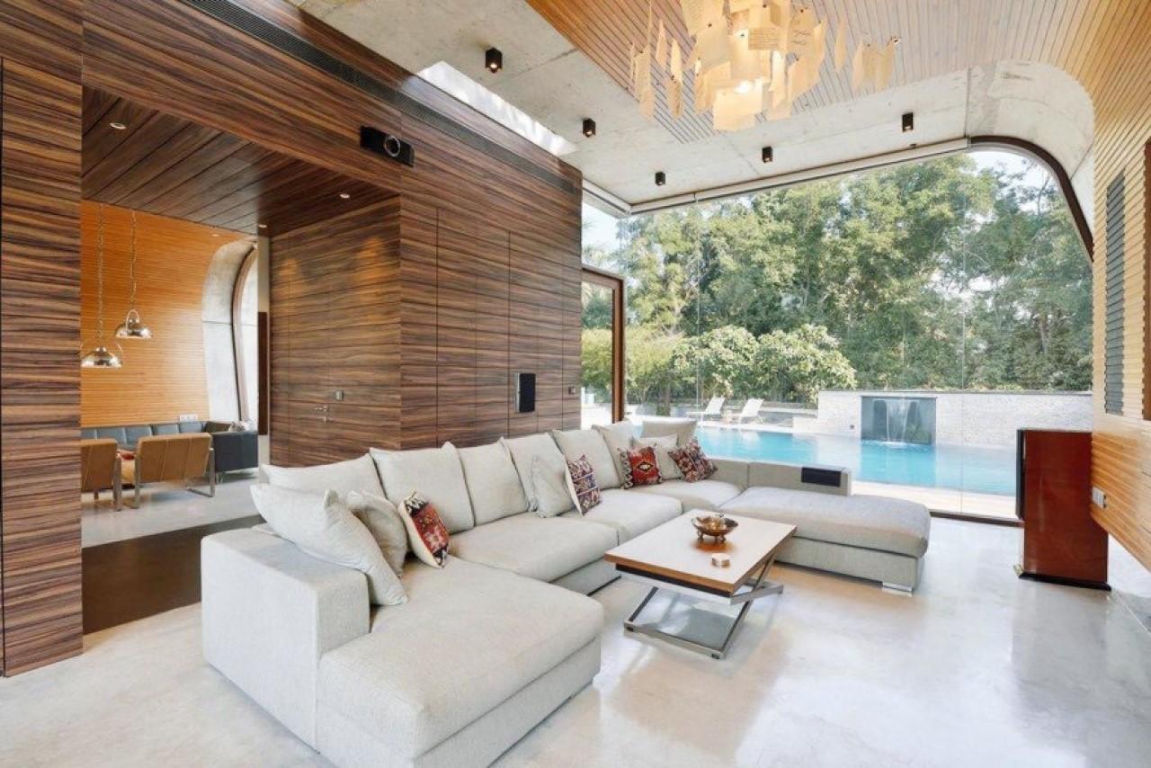 nhà bungalow hiện đại