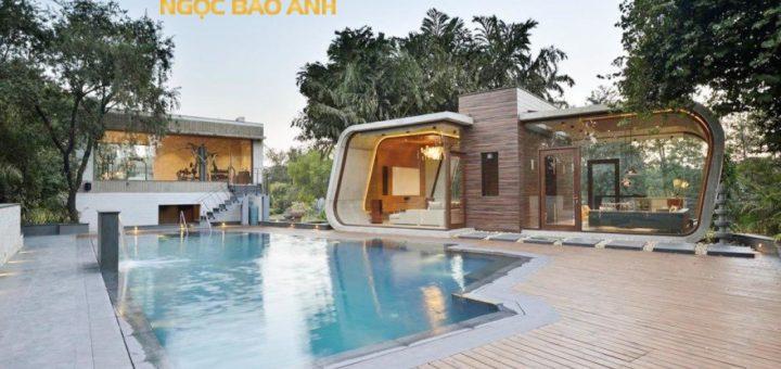 những mẫu nhà bungalow
