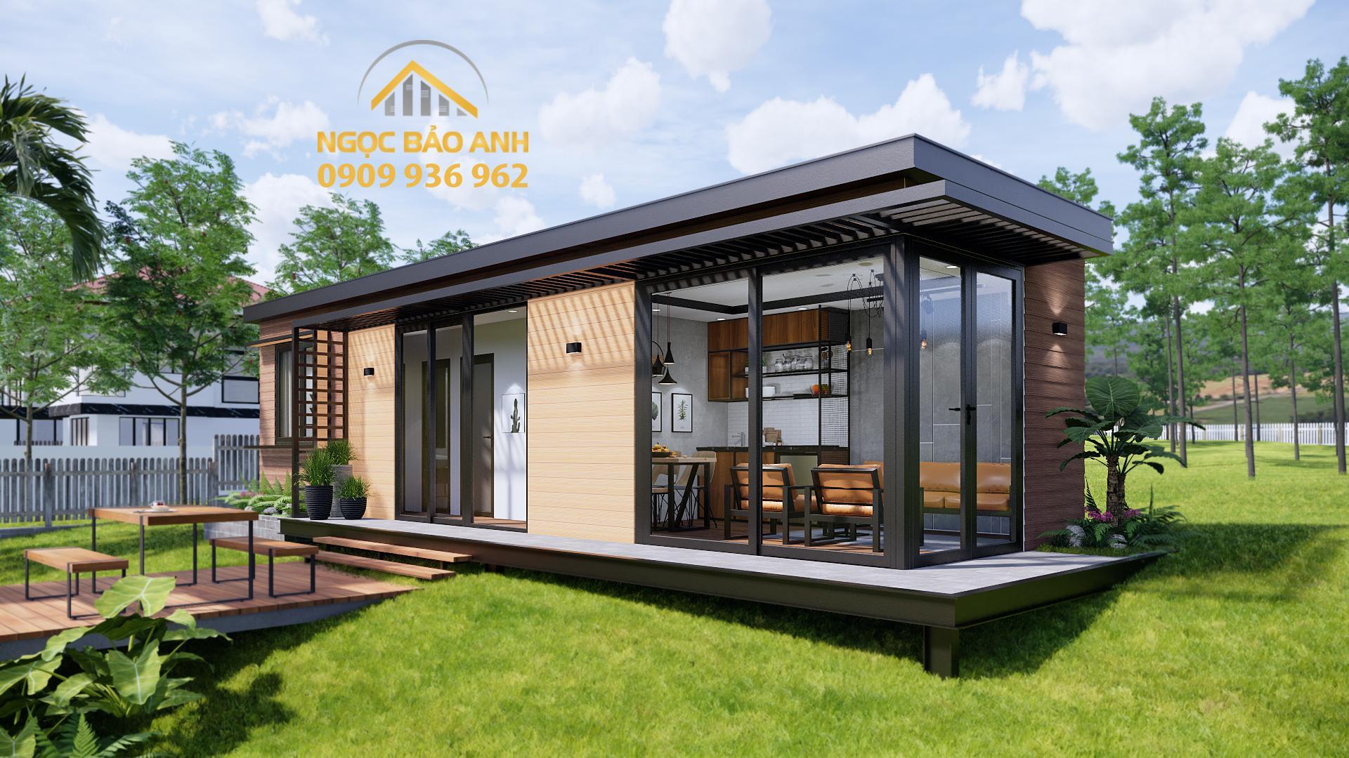 ý tưởng nhà bungalow