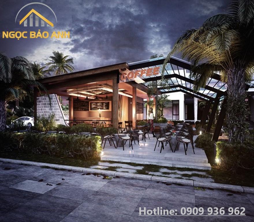 design quán cafe đẹp