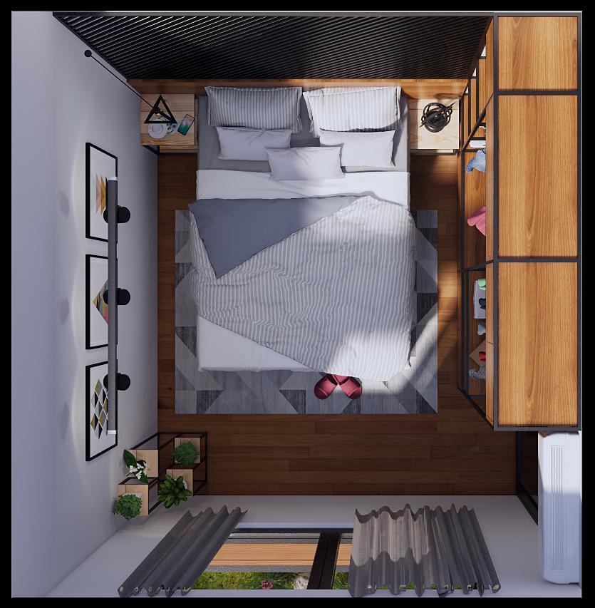 thiết kế nhà di động