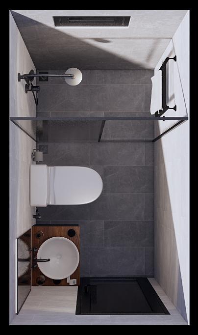 toilet homestay