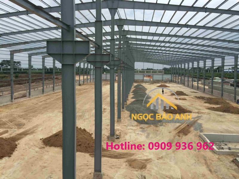 Nhà xưởng xây dựng Đồng Nai