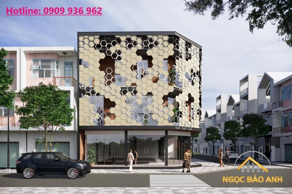 Thiết kế nhà tiền chế tại quận Bình Tân