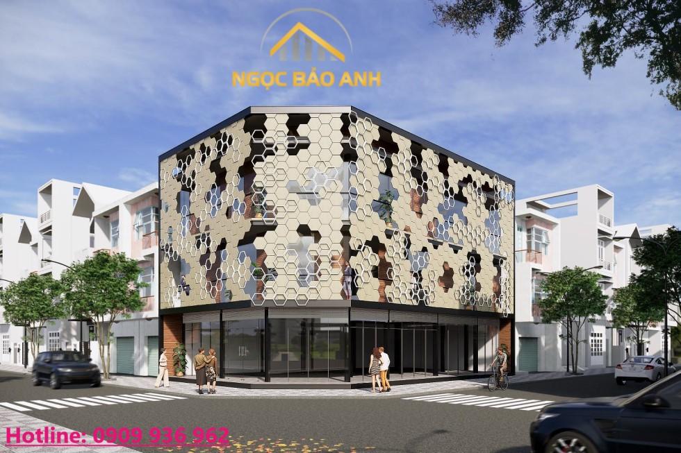Thiết kế nhà tiền chế tại quận Tân Bình