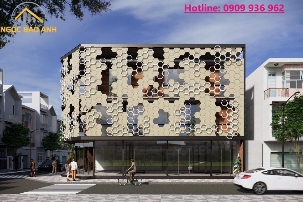 Thiết kế thi công nhà tiền chế tại quận Tân Bình