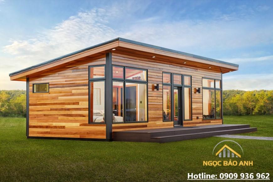thiết kế nhà nghỉ dưỡng
