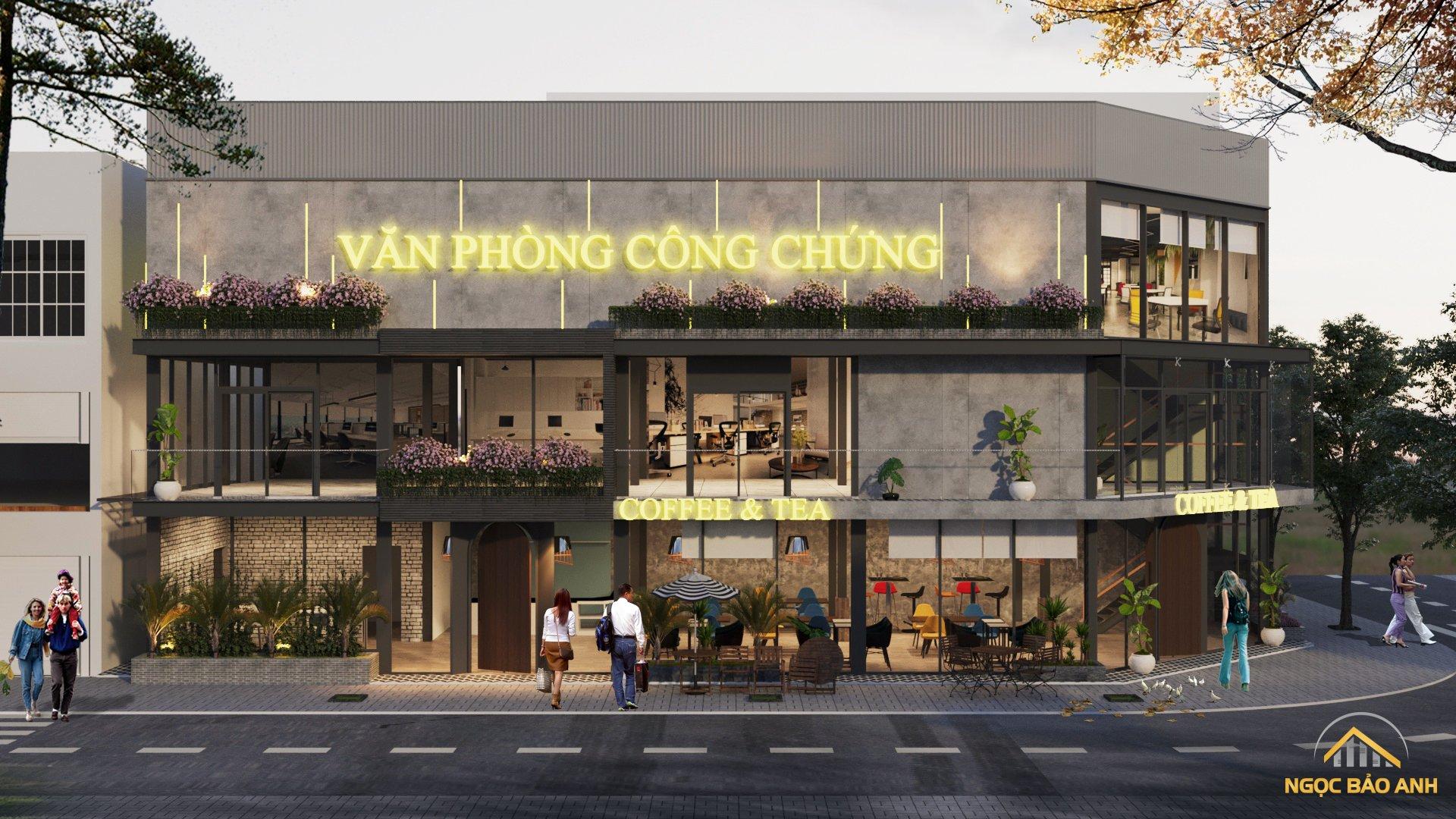 Xây dựng nhà tiền chế tại Bình Phước