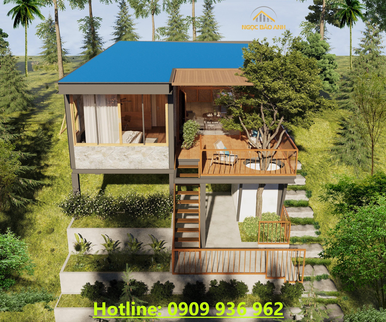 Nhà trên đồi tại Đồng Nai