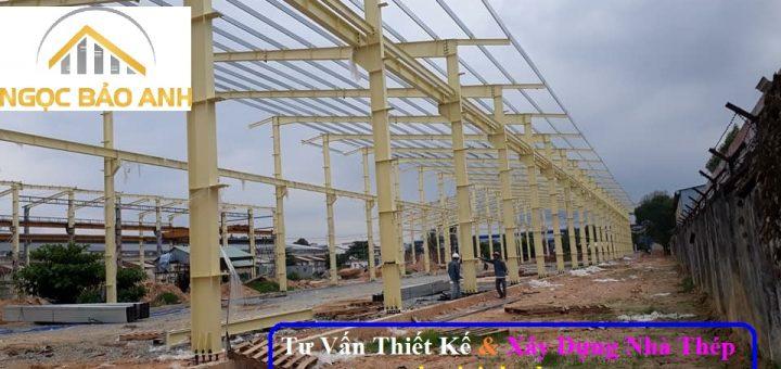 Xây dựng nhà thép tại Long An (3)