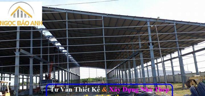 Xây dựng nhà xưởng tại TPHCM (5)