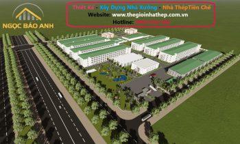 Xây dựng nhà thép tiền chế (2)