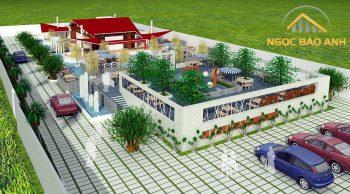 tư vấn thiết kế xây dựng quán cafe