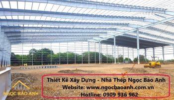 xây dựng nhà kho tại đồng nai