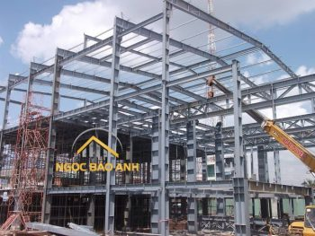 xây dựng nhà thép