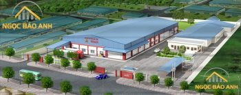 xây dựng nhà xưởng tại KCN Long Hậu Tỉnh Long An (3)