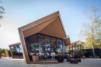 Thi công quán cafe thép tiền chế đẹp (5)