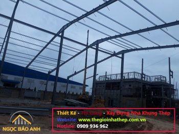 thi công nhà xưởng kết cấu thép (3)